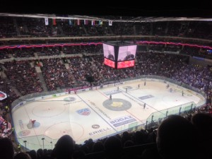 Lev Praha - Slovan BA 1